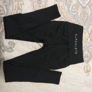 Alphalete leggings sz small